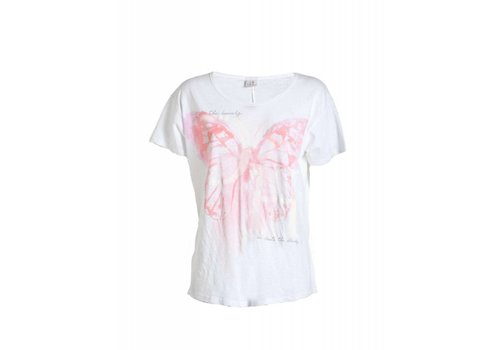 DEHA Shirt | GRAPHIC T-SHIRT | WHITE