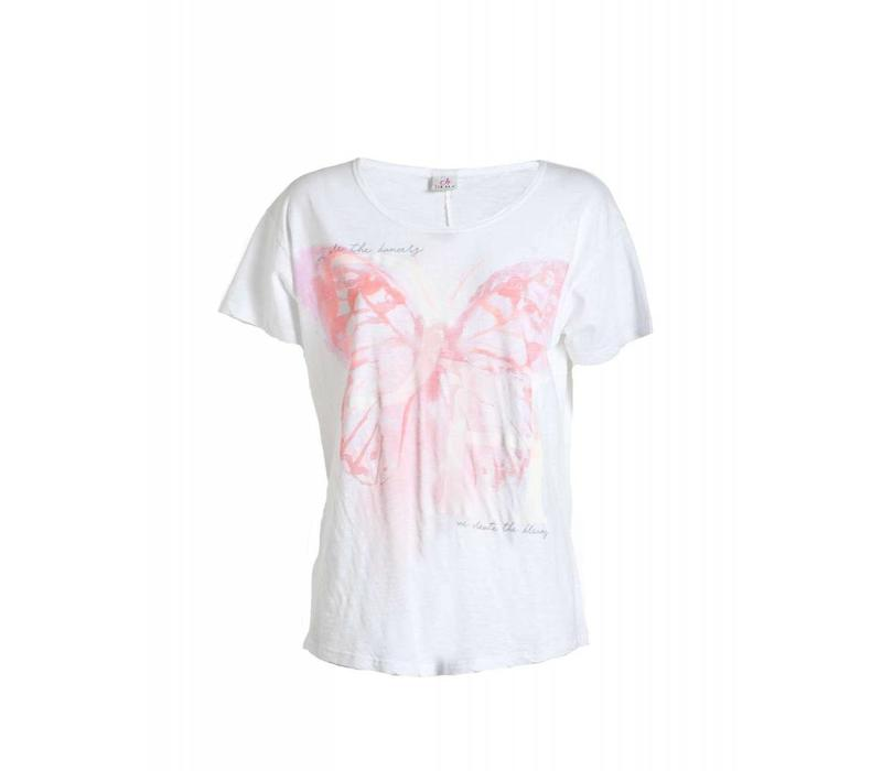 Shirt | GRAPHIC T-SHIRT | WHITE