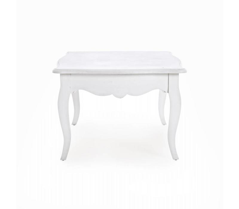 Salontisch Daisy | Weiss | 90x60 cm