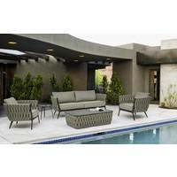 Lounge Sessel Xilos | Outdoor Gartensessel | Wetterfest