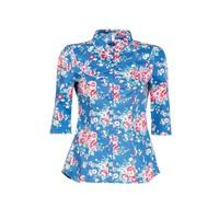 Bluse | pausenaufsicht blusette | boho bouquet