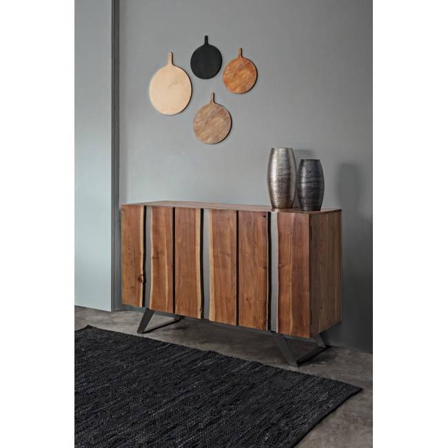 tv m bel aron massivholz 160x44x65 cm enchant concept store. Black Bedroom Furniture Sets. Home Design Ideas