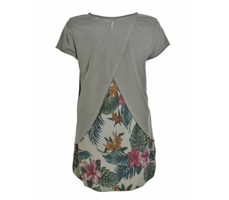 Shirt | T-SHIRT | GREEN
