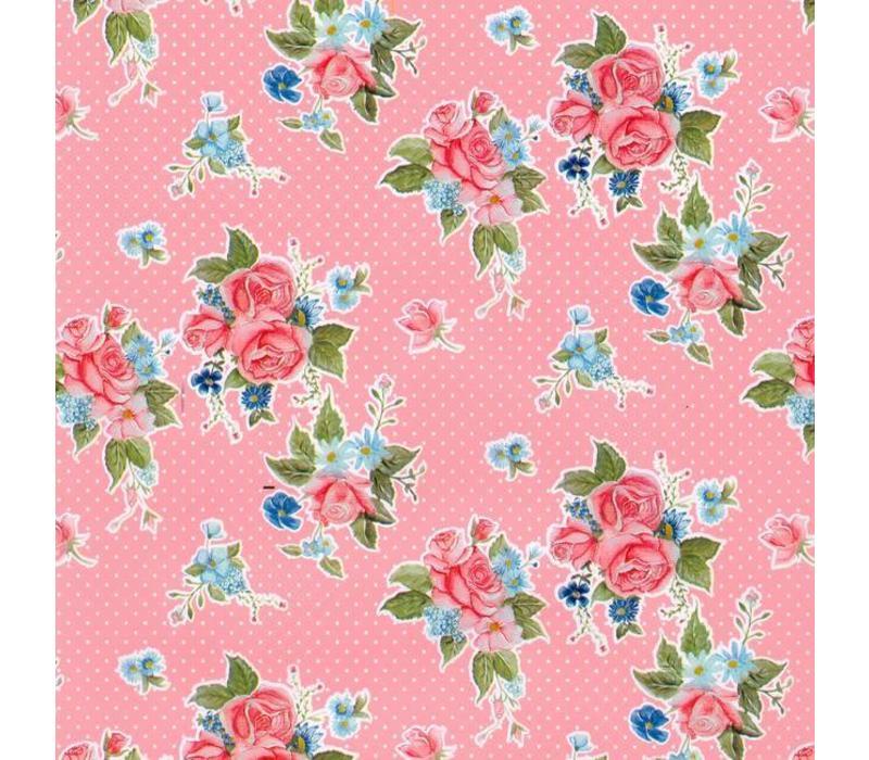 Geschenkpapier | Vintage Flower | 70x200cm