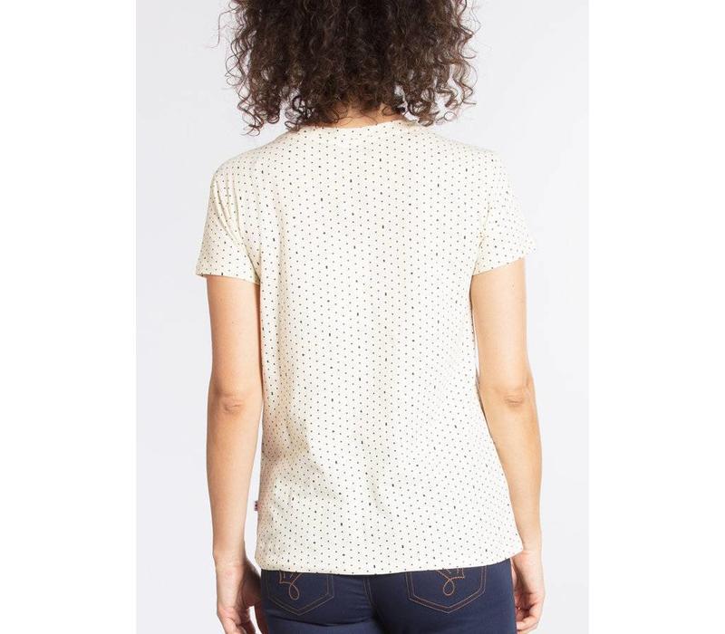 Shirt | hasta mañana tee | wasteland dots