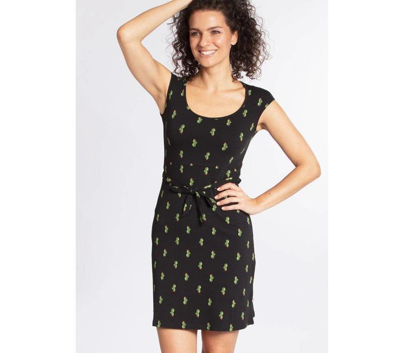 Kleid | hooponopono peace dress | cute cactus