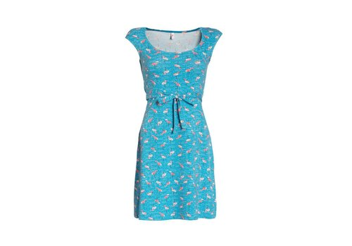 Blutsgeschwister Kleid | hooponopono peace dress | flamingo bingo