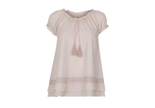 Tina Wodstrup Shirt | Mauve | Altrosa