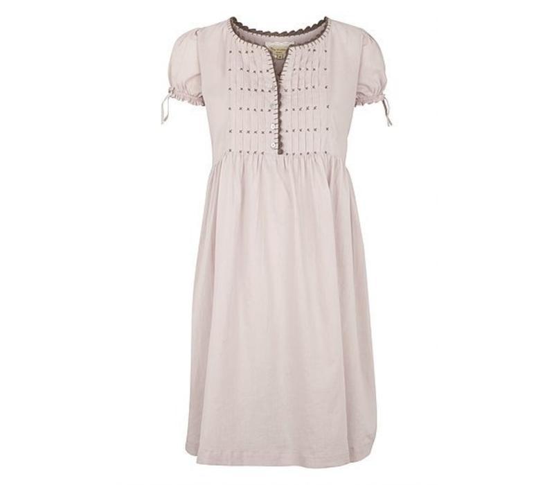 Kleid   Mauve   Altrosa