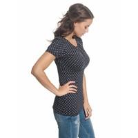 Shirt | Lucky Star Shirt | navy allover