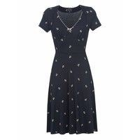 Kleid | Ahoi Girl Dress | navy