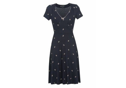 Vive Maria Kleid | Ahoi Girl Dress | navy