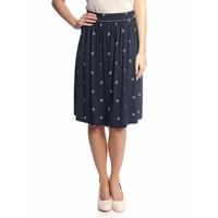 Rock | Ahoi Girl Skirt | navy