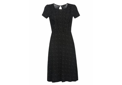 Vive Maria Kleid | Camille Volant Dress  | black