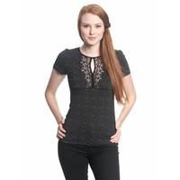 Shirt | Camille Shirt  | black