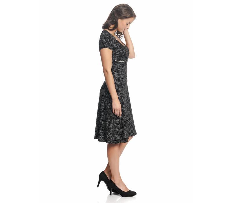 Kleid | Camille En Ville Dress | black