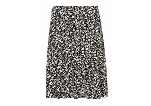 Vive Maria Rock | City Flower Skirt | black