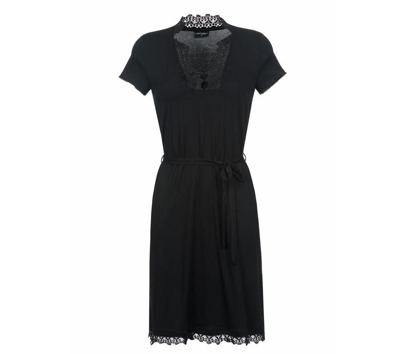 Kleid | Summer City Dress | black