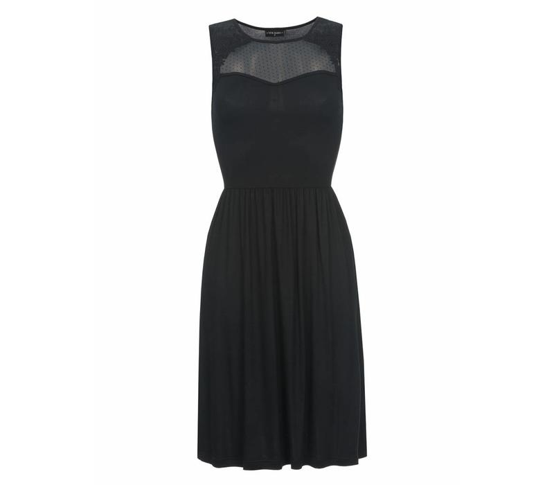 Kleid | Black Princess Dress | black