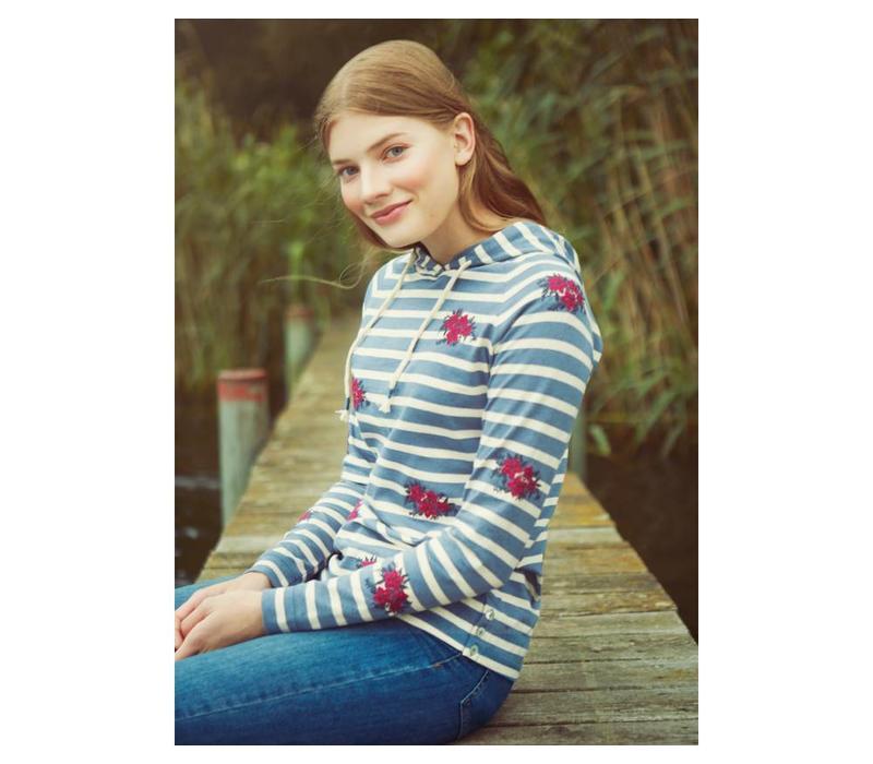 Sweatshirt | Tilly-aqua