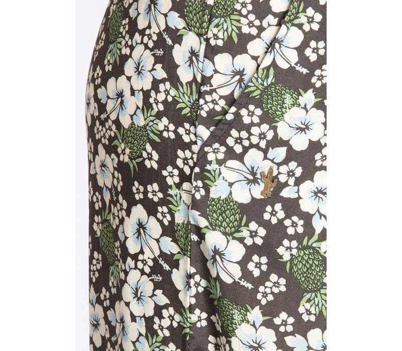 Hose | maui flatter pants | hula hibiscus