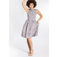 Kleid | love man dress | babies bordure