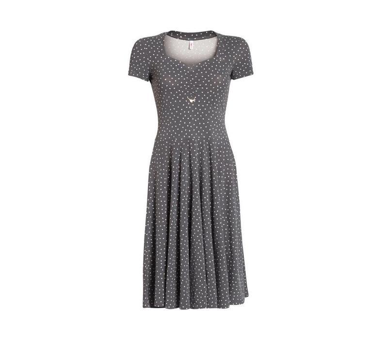 Kleid   ringelpietz dress   swinging seeds