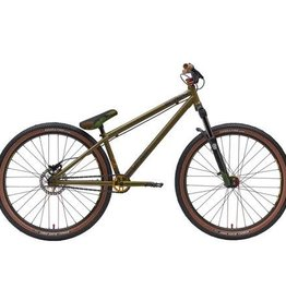 NS BIKES NS BIKES METROPOLIS 1 DIRT JUMP BIKE GREEN