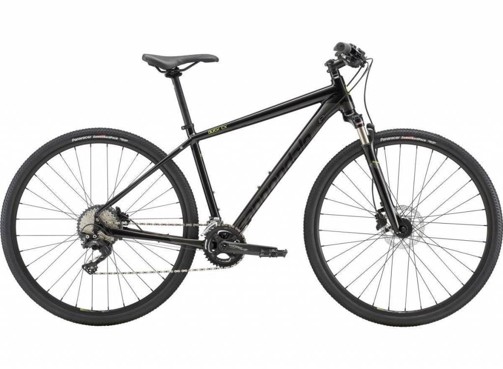 Cannondale Cannondale Quick CX 1 Black 2018