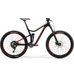 Merida Merida One-Forty 700 2018 Black/Red
