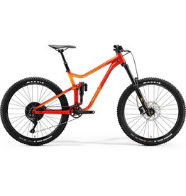 Merida Merida One-Sixty 600 2018 Red