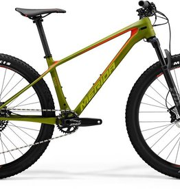 Merida Merida Big Seven 6000 2018 Olive Green/Red
