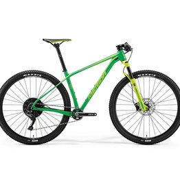 Merida Merida Big Nine Limited 2018 Green