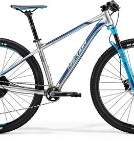 Merida Merida Big Nine 600 2018 Silver/Blue