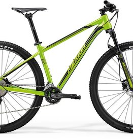 Merida Merida Big Nine 500 2018 Green/Black
