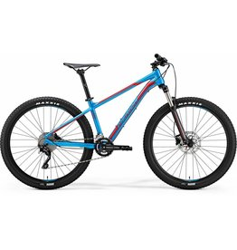 Merida Merida Big Seven 300 2018 Blue/Red