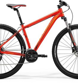 Merida Merida Big Nine 40-D 2018 Red