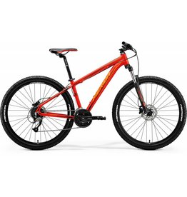 Merida Merida Big Seven 40-D 2018 Red/Orange