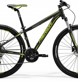 Merida Merida Big Seven 20-D 2018 Black/Green