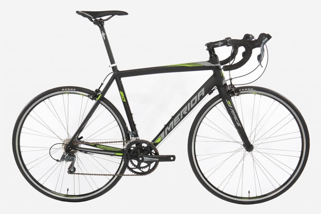 Merida Merida Race 80 2018 Black/Green