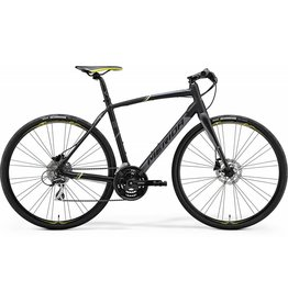 Merida Merida Speeder 100 Black/Yellow 2018