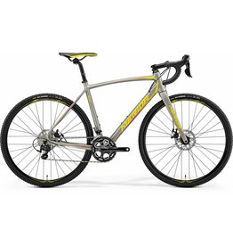 Merida Merida Cyclo Cross 400 2018 Silver/Yellow