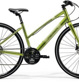 Merida Merida Crossway Urban 20-D Ladies Green 2018