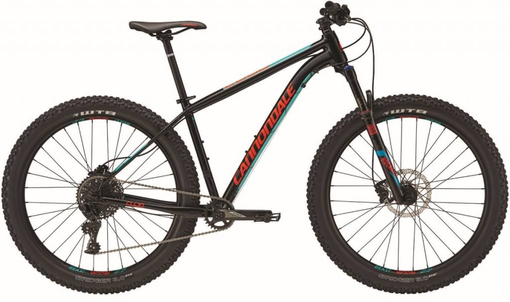 Cannondale Cannondale Cujo 1 27.5+ BLU 2018