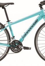 Cannondale Cannondale Quick 4 Womens Turquoise 2018