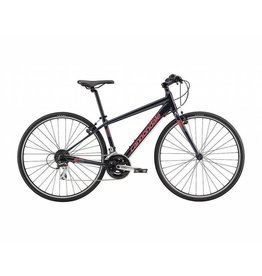 Cannondale Cannondale Quick 7 Womens Matte Black/Red 2018