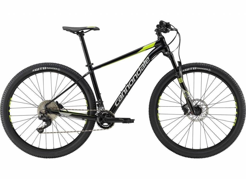 Cannondale Cannondale Trail 2 29 Black/Green 2018