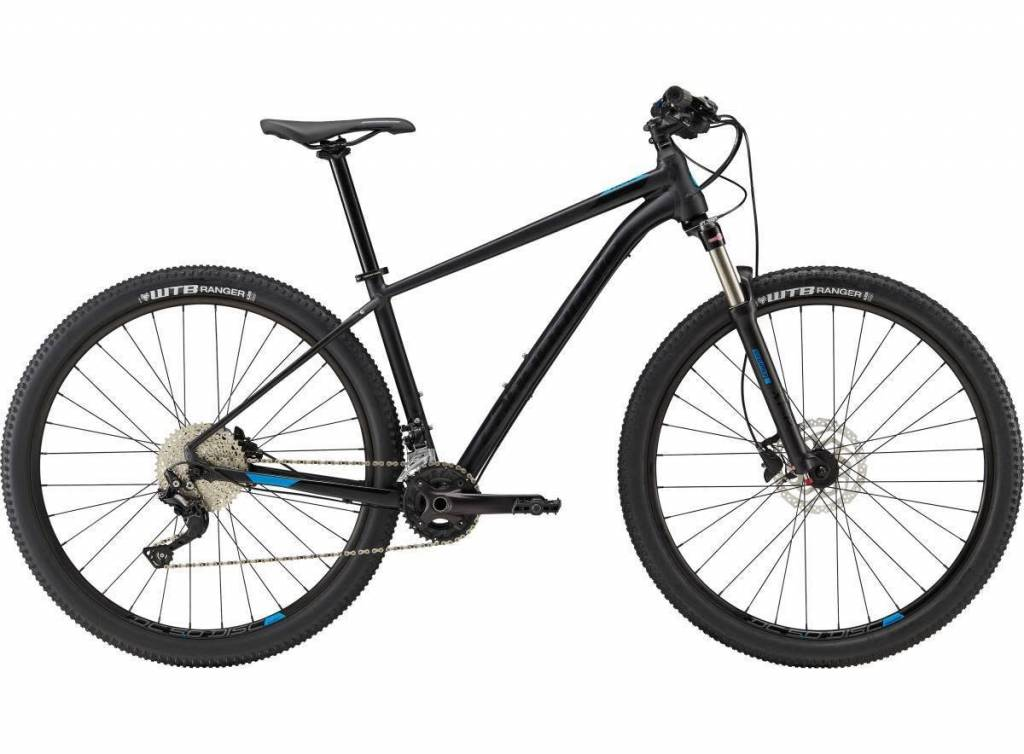 Cannondale Cannondale Trail 5 27.5 Black 2018