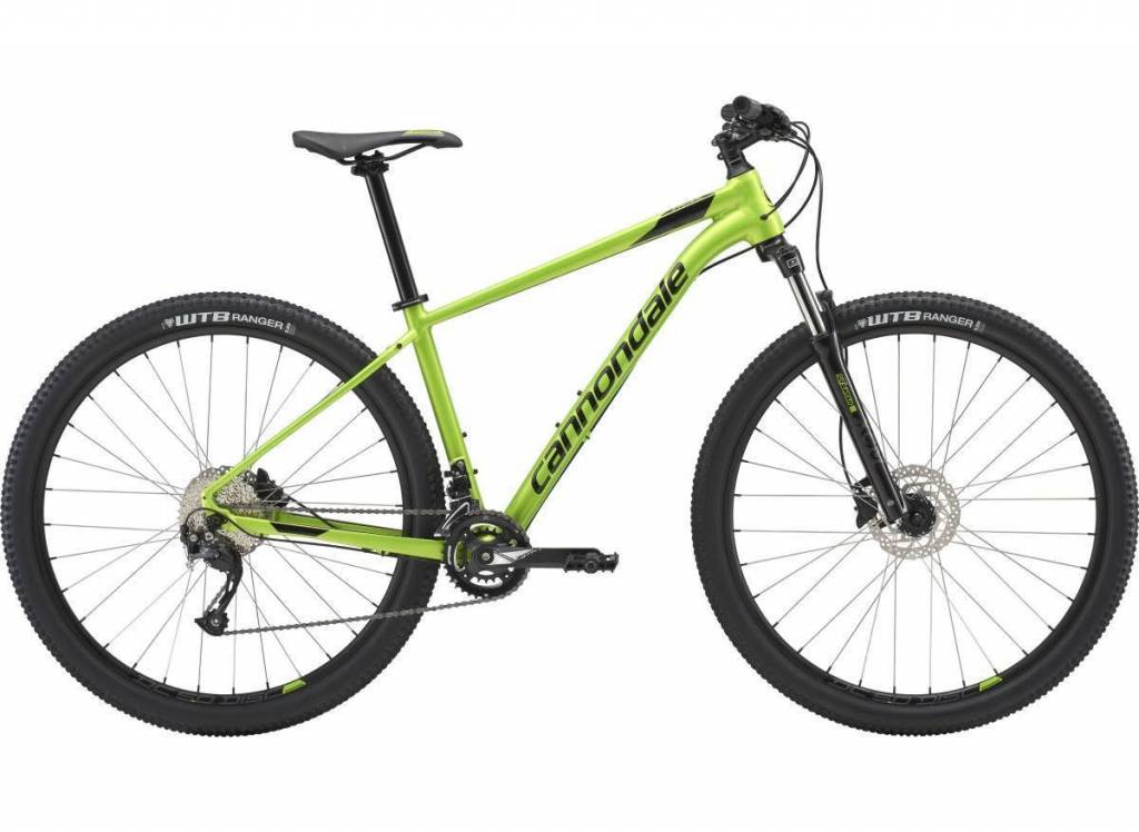Cannondale Cannondale Trail 7 29 Green 2018