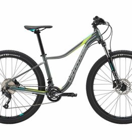 Cannondale Cannondale Trail Tango 3 Womens Grey/Green 2018